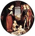 Piero di cosimo, adorazione del bambino borghese.jpg