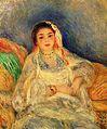 Pierre-Auguste Renoir, Seated Algerian Woman, 1882.jpg