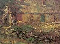Piet Mondriaan - Farmhouse with garden - None - Piet Mondrian, catalogue raisonné.jpg