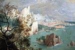 Pieter bruegel il vecchio, caduta di icaro, 1558 circa 02.JPG