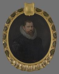 Portret van Cornelis Cornelsisz. Matelieff de Jonge (1569-1632)