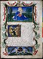 Pietro di Giovanni d'Ambrogio, Miniature from Tractatus de principatu. 1446-47. Biblioteca Trivuziana, Milan.jpg