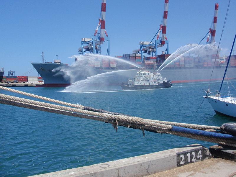 יום העצמאות בנמל אשדוד
