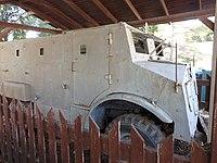 PikiWiki Israel 53123 the reconstructed armored vehicle at hanita.jpg