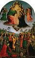 Pinturicchio, incoronazione della vergine, 1503-1505, 330x200 cm, pinacoteca vaticana.jpg