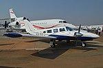 Piper PA34-200T Seneca II 'ZS-KFJ' (16920871255).jpg