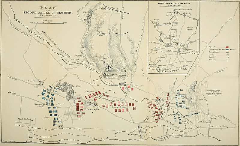 File:Plan of the Second Battle of Newbury.jpg