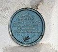 Plaque at fish quay, North Shields, Tyneside, UK.jpg