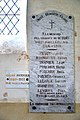 Plaque commémorative dans l'église Saint-Laurent du Détroit.jpg