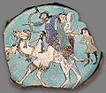 Plat peint (musée d'art islamique, Berlin) (11612320965).jpg