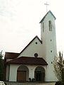 Plewiska, Faustyna church (4).JPG