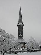 Plopis Biserica de lemn (1)