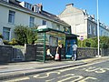 Plymouth , Embankment Road Bus Stop - geograph.org.uk - 1186268.jpg