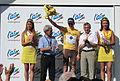 Podium Tour de l'Ain 2013 - Romain Bardet - maillot jaune - 4.JPG