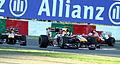 Podium finishers of 2010 Japanese GP.jpg