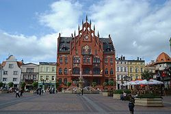 Poland Chojnice - town hall.jpg