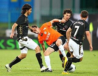 Amer Osmanagić Bosnian footballer