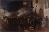 Pompiers courant au feu by Gustave Courbet 1851.png