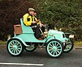Pope-Tribune 1904 Two-Seater Auto on London to Brighton Veteran Car Run 2009.jpg