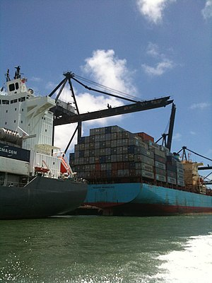 PortMiami - PortMiami is one of the busiest container ports in the US.