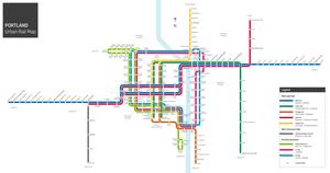MAX Light Rail - Wikipedia on