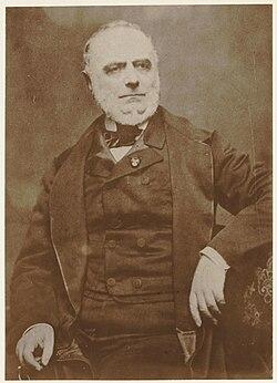 Portrait du préfet claude marius vaïsse (1799 1864