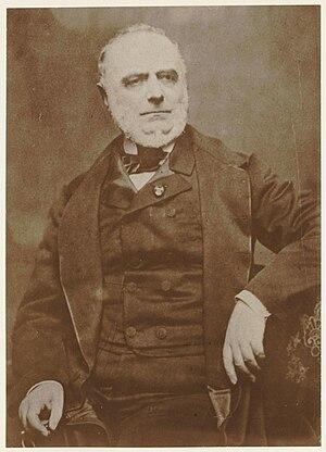 Claude-Marius Vaïsse - Image: Portrait du préfet Claude Marius Vaïsse (1799 1864