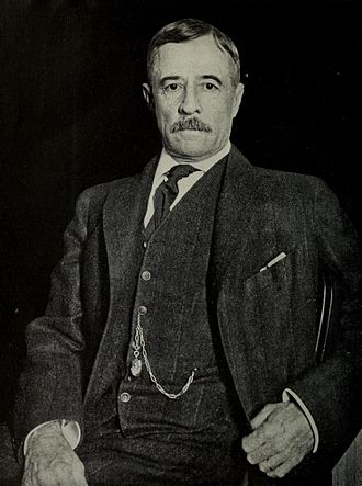 Huey Long - In the gubernatorial election of 1920, Huey Long campaigned for John M. Parker (pictured), although the two later had a falling-out.