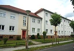 Althoffstraße in Potsdam
