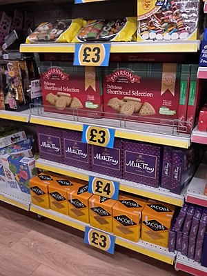 Poundland - Items on sale at Poundland that cost more than £1