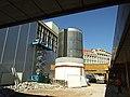 Praha, Nové Město, Národní třída, přestavba OD Tesco.JPG