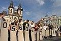 Praha, Staroměstské náměstí, demonstrace Rekonstrukce státu III.jpg