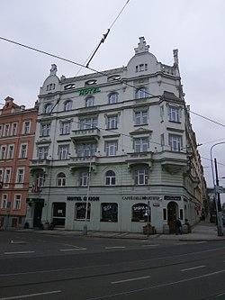 6413f59aa Hotel Union Prague – Wikipedie