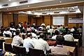 Pramod Kumar Jain Addressing - Opening Session - VMPME Workshop - Science City - Kolkata 2015-07-15 8523.JPG