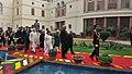 Pranab Mukherjee, the Vice President, Shri Mohd. Hamid Ansari, the Prime Minister, Shri Narendra Modi, the Speaker, Lok Sabha, Smt. Sumitra Mahajan, the Union Minister for Urban Development.jpg