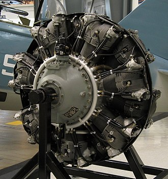 Pratt & Whitney R-1535 Twin Wasp Junior - Image: Pratt & Whitney R 1535 Twin Wasp Junior