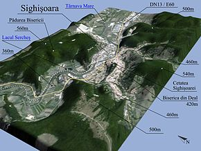 Sighișoara Wikipedia