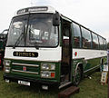 Preserved Theobalds Coaches coach (BJU 13T) 1979 Bedford YMT Plaxton Supreme IV Express, 2011 Long Melford Vintage Rally.jpg