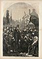 President Lincoln Entering Richmond (April 1865).jpg