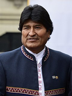Bolivian politician