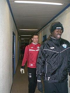 Prince Oniangué Congolese footballer