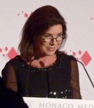 Caroline, Princess of Hanover - The Princess of Hanover at the Monaco Media Forum Awards ceremony in 2009.