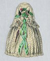 Print, Paper Doll Costume with Dotted Pattern and Emerald Green Bows, 1876–80 (CH 18344269).jpg