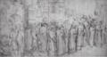 Processie met het Allerheiligste (pentekening van Vrancke van der Stockt, ca 1450-60).PNG