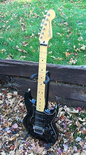 Fender Prodigy - Image: Prodigy 1