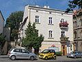 Przemyśl, kamienica przy ul Kościuszki 3, widok od wsch..JPG
