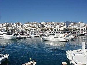 Costa del Sol - Puerto Banús, Marbella