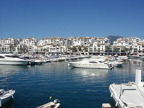Puerto Banus or Marbella?