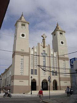 Puerto Plata Cathedrale.JPG