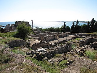 Ancient Pydna - Pydna, the ancient site